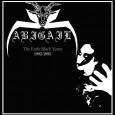Abigail - The Early Black Years CD