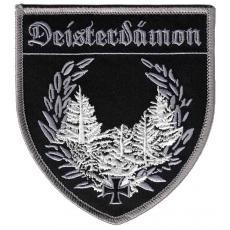 Deisterdämon - Wappen (Aufnäher)