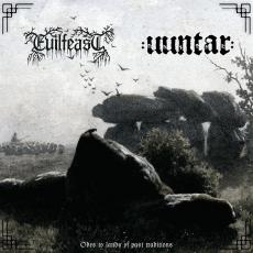 Evilfeast / Uuntar - Odes to lands of past traditions CD