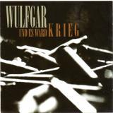Wulfgar - Und es ward Krieg CD