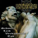 Exitus - Schmerz, Leid, Verdammnis, Tod Digi-CD