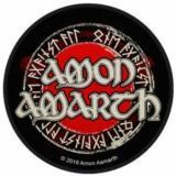 Amon Amarth - Runes (Aufnäher)