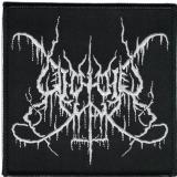 Unholy War - Logo (Aufnäher)