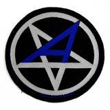 Anthrax - Pentagram Aufnäher