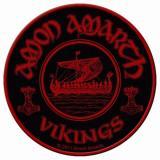 Amon Amarth - Vikings Circular (Aufnäher)