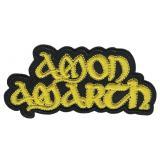 Amon Amarth - Logo cut out (Aufnäher)