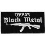 Terror Black Metal (Aufnäher)