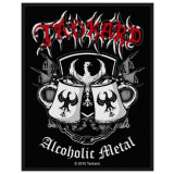 Tankard - Alcoholic Metal (Patch)