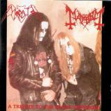 Morbid / Mayhem - A Tribute to the Black Emperors CD