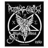 Rotting Christ - Black Metal Aufnäher